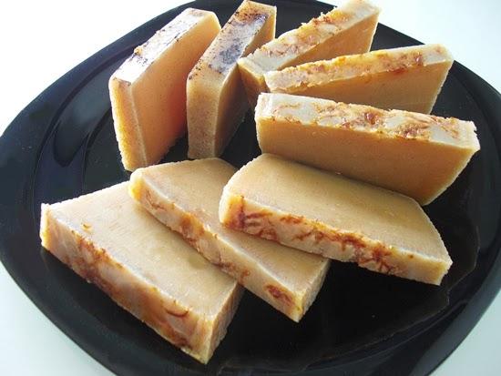 Jabon casero aceite usado en frio